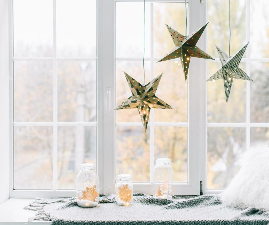 dekoracje-świąteczne-gwiazdy