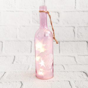 Lampka dekoracyjna butelka LED